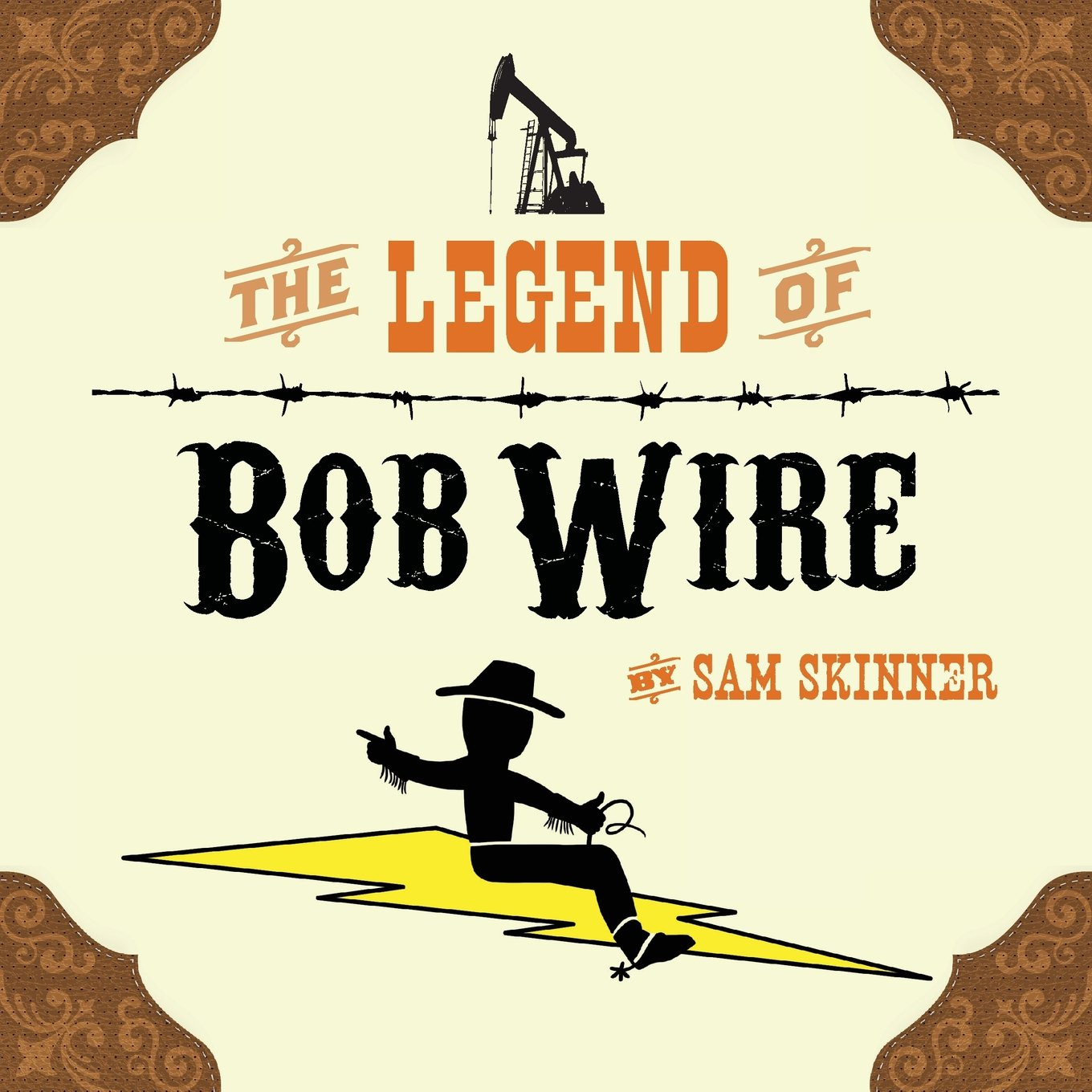 Book Trailer The Legend of Bob Wire