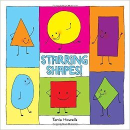 Starring Shapes! by Tania Howells Book Review