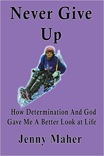 Virtual Book Tour featuring Never Give Up: How Determination And God Gave Me A Better Look at Life