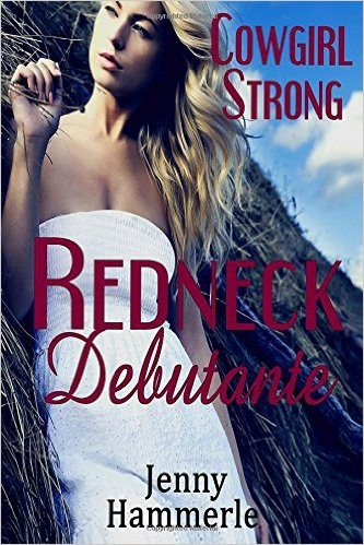 New contemporary romance novel Cowgirl Strong by Jenny Hammerle