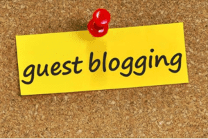 guest blogging on writers and authors