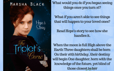 THE TRIPLET's CURSE- HOPE'S STORY Book Review